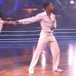 Dancing with the Stars - Romeo and Chelsea Hightower