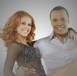 Dancing with the Stars - Sugar Ray Leonard and Anna Trebunskaya