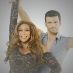 Dancing with the Stars - Wendy Williams and Tony Dovolani
